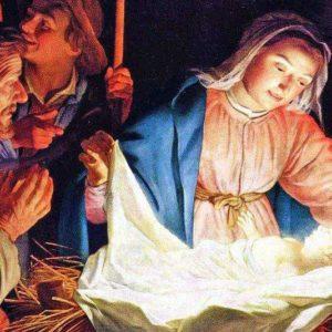 Geburt von Jesus Christus